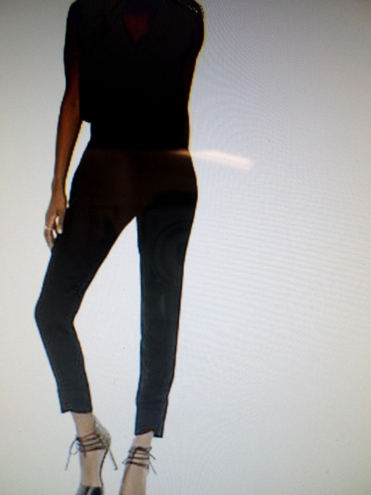 Kardashian Kollection Women's Wrap Front Jumpsuit
