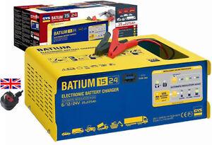new gys professional battery charger batium 15 24 ebay. Black Bedroom Furniture Sets. Home Design Ideas