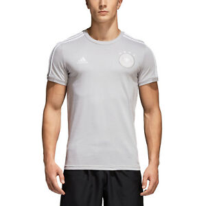 954312087eb1 Adidas DFB Cotton Tee Kids 176 CD4294 WM 2018 Fan T-Shirt Trikot NEU ...