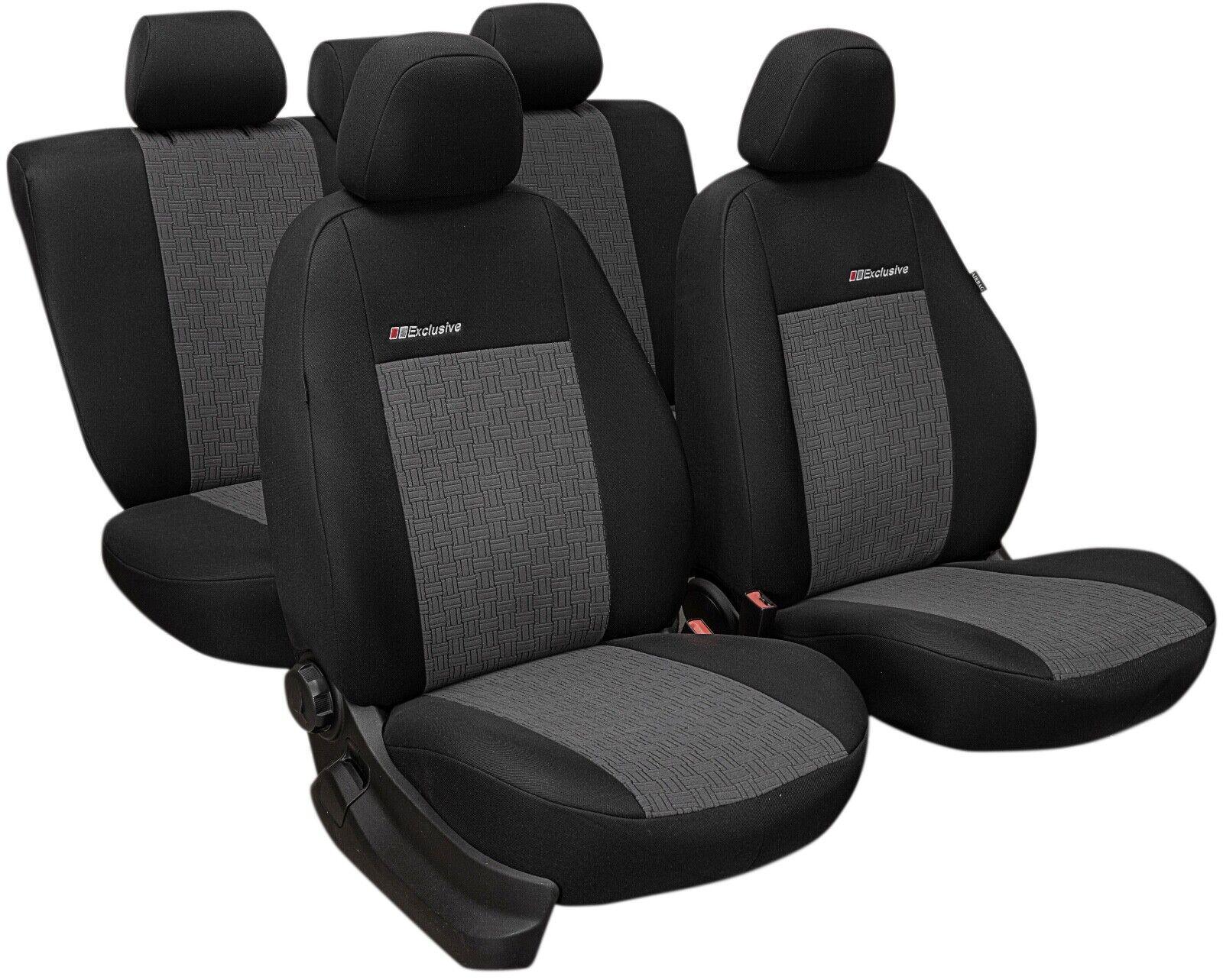 Sitzbezug dunkel grau SIN VW TIGUAN