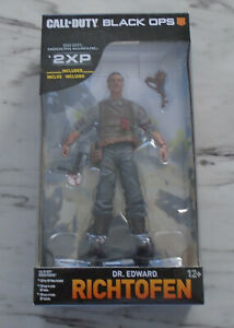 CALL OF DUTY BLACK OPS 4 DR EDWARD RICHTOFEN 15CM ACTION FIGURE MCFARLANE TOYS