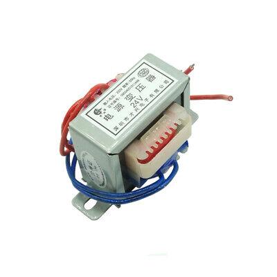 1W-300W EI Core MINI Power Transformer 220V AC TO 24V AC Converter Single Output