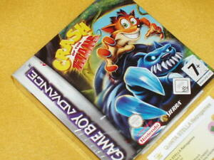CRASH-OF-THE-TITANS-Nintendo-GAME-BOY-ADVANCE-GBA-NEW-FACTORY-SEALED-BANDICOOT