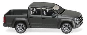 WIKING-031148-VW-Amarok-Gp-Comfortline-Metallic-Car-Model-1-87-H0