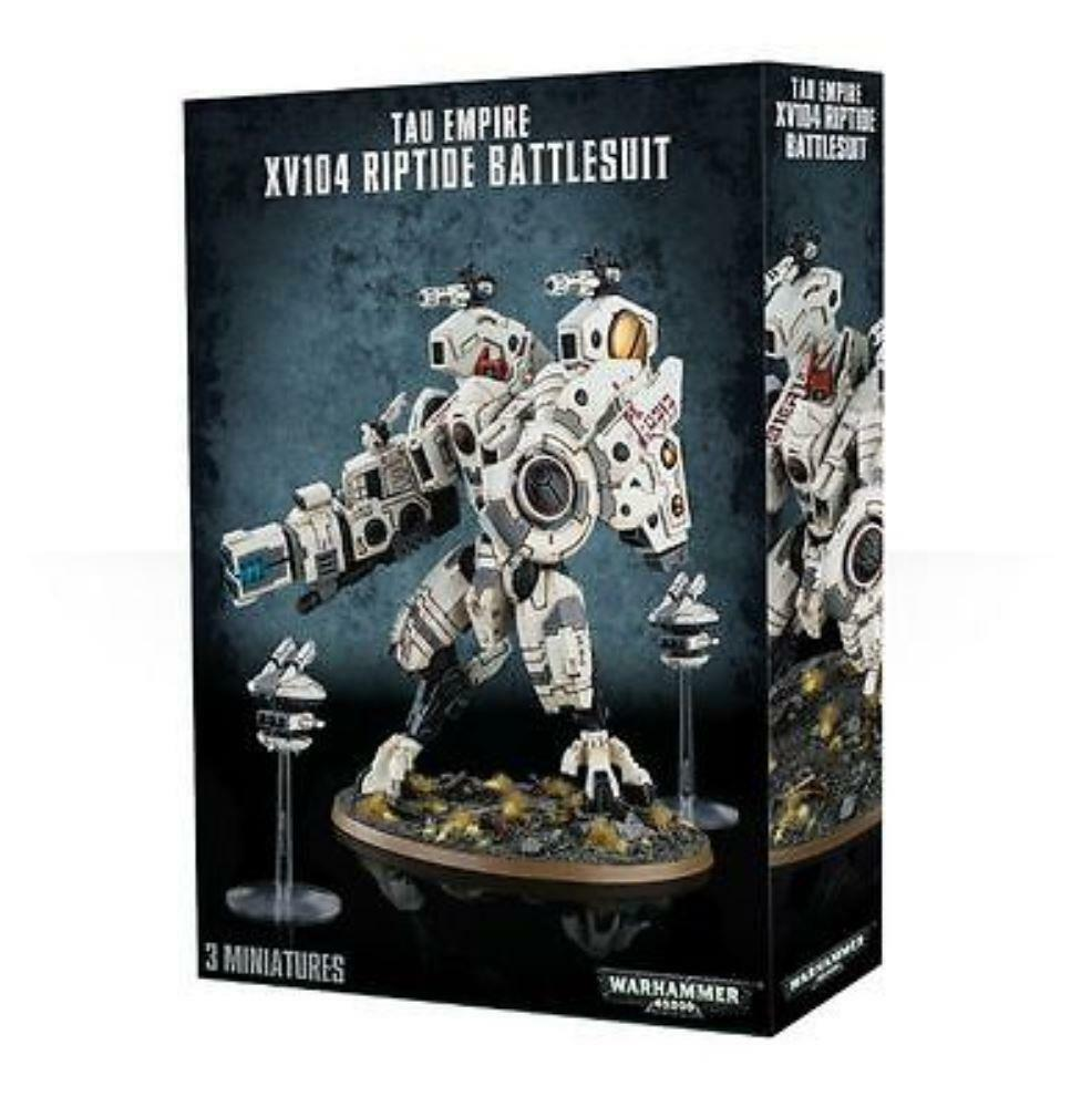 Warhammer Tau Riptide Battlesuit by Games Workshop 40,000 GAW 56-13