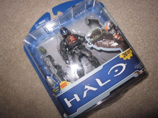 Halo 10th aniversario serie 1 subasta holandesa Figura de Acción (XBOX 360/One/X) Nuevo Raro