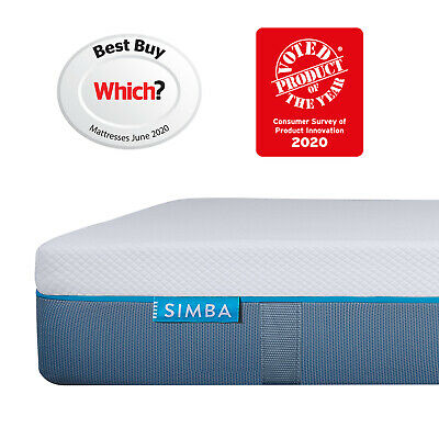 Simba Mattress Refurbished Hybrid | Which? Best Buy June 2020 | Foam & Springs