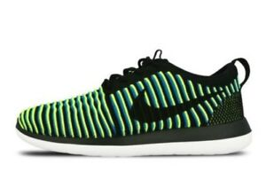 Nike Women's Roshe Two Flyknit Trainers Size 3.5 - 7 UK Sneakers Shoes Running
