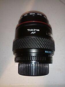 TOKINA-AF-28-70-1-2-8-4-5-52mm-HOYA-HMC-JAPAN-UV-0-Lens