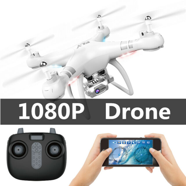XYCQ Red X6 1080P Camera 2.4G RC Quadcopter Drone with HD Wifi FPV Headless1