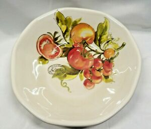 Effetti-d-039-Arte-Made-in-Italy-Soup-Pasta-Bowl-Vegetables-Pastas-Tomatoes