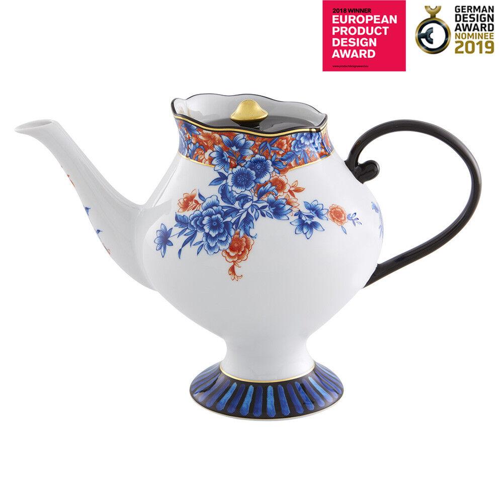 Vista Alegre Porcelain Porcelain Porcelain Cannaregio Tea pot 1260ed