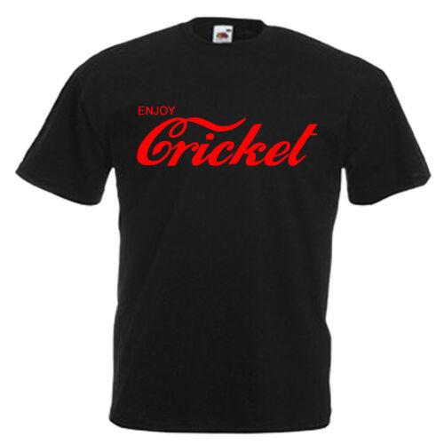 Cricket Children/'s Kids T Shirt
