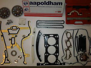 gm vauxhall corsa c 1 0 z10xe head gasket set timing. Black Bedroom Furniture Sets. Home Design Ideas