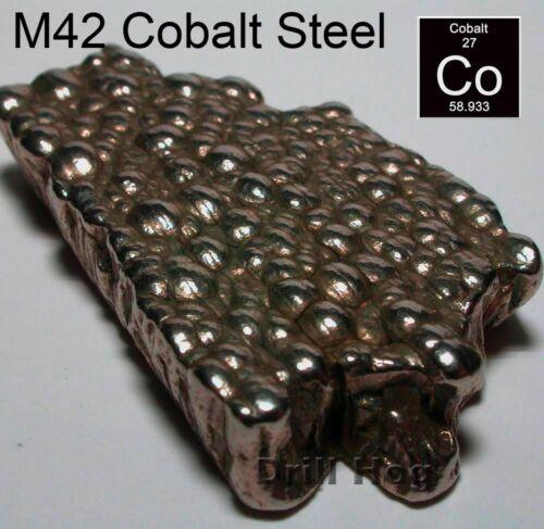 3 Pc Step Drill Bit SPIRAL FLUTE Cobalt M42 UNIBIT Drill Hog Lifetime Warranty