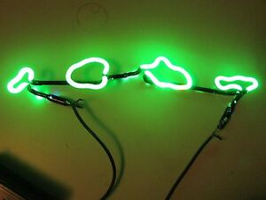 NEW Kona Brewing Co Islands Beer Neon Sign Glass Tubing #0: s l300