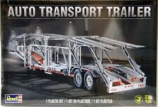 Revell Monogram Auto Transport Trailer  model kit 1/25