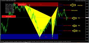 Forex harmonic pattern scanner