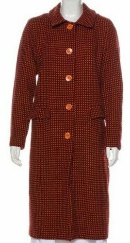 Anna Sui Wool Long Coat 2