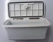 "TH Marine GDS40714202D Glove Box 7""x14"" Cam Lock Designer Series Boat Storage MD"