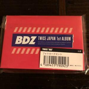 Details about TWICE BDZ Release event Photocard set Official goods high  five merchandise