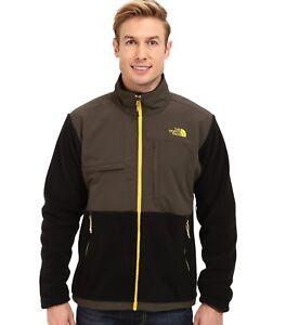 abe7454b1b7d New   NORTH FACE Men s DENALI Fleece Jacket - Black Ink Green   S ...