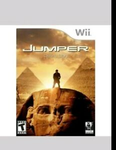 Jumper Griffin's Story Nintendo Wii T kids game Wii U compatible