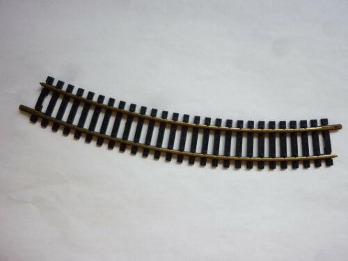 Fleischmann 6025 Gleis gebogen
