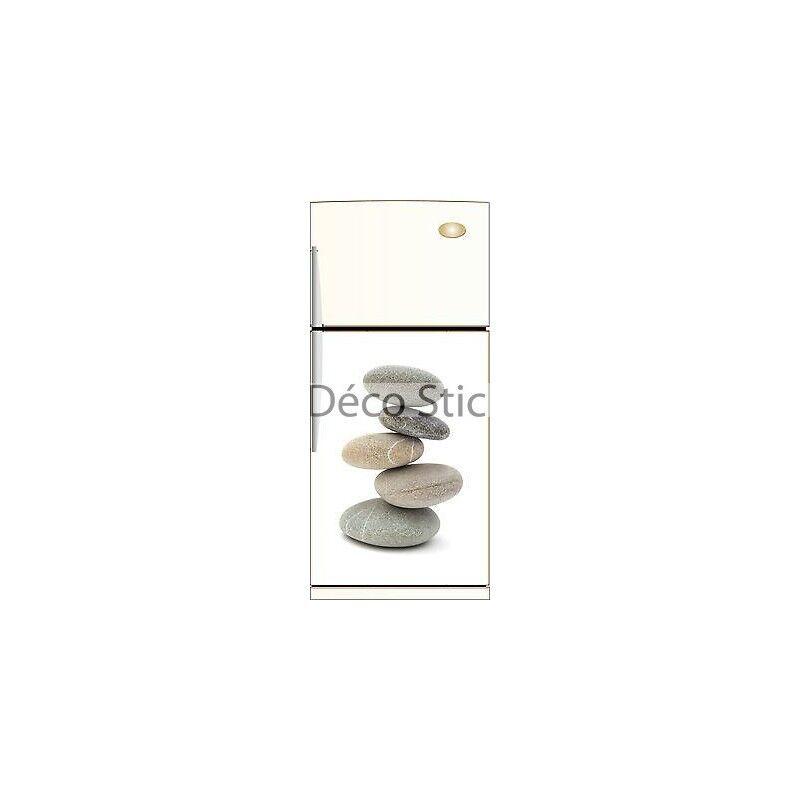 Aufkleber Kühlschrank Haushaltsgeräte Kiesel 60x90cm Réf027 21deab0f5a13