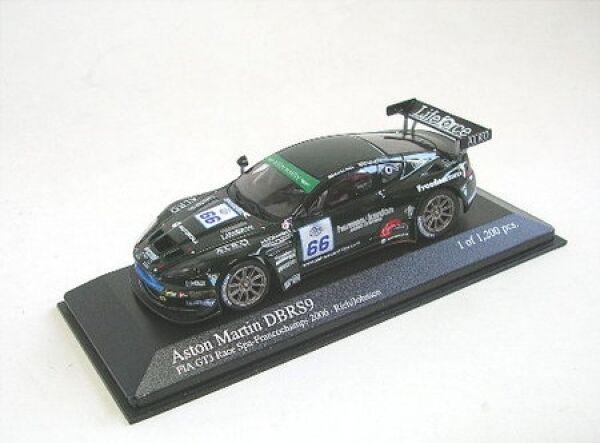 Aston Martin DBRS9 N°66 Fiagt Spa 2006