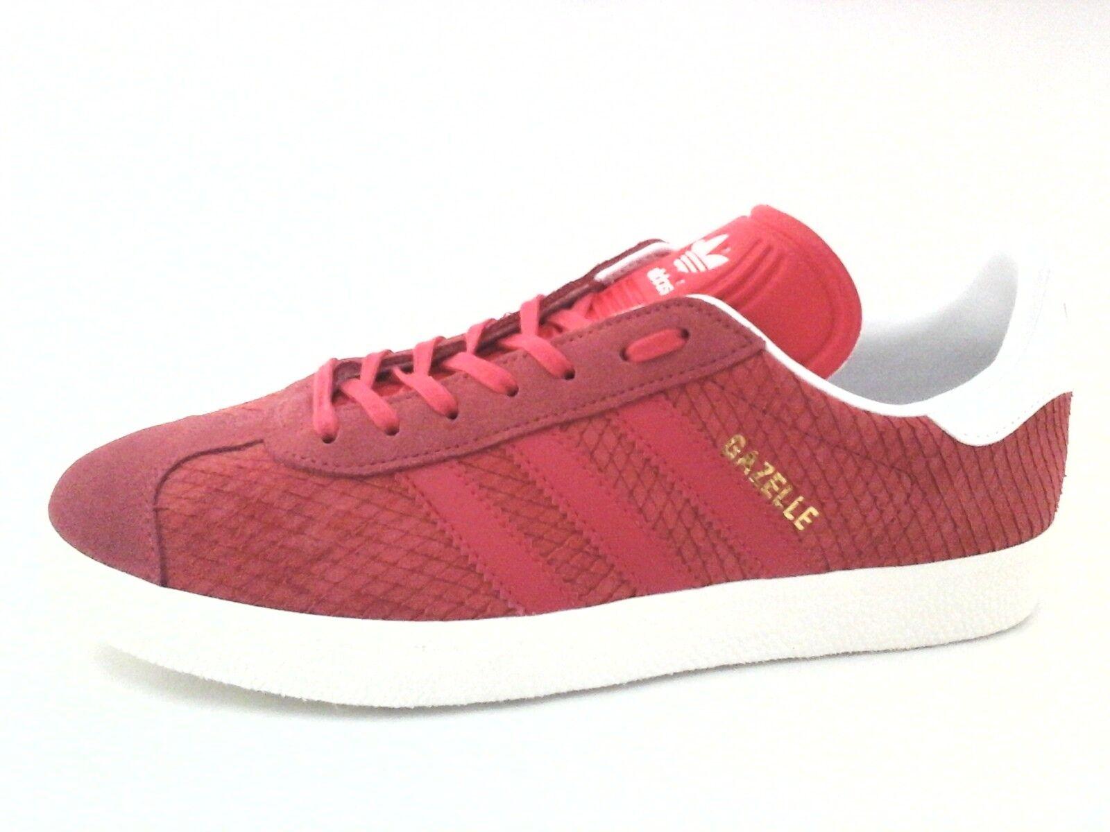 7a6525c8fc7d3 ... Adidas BB5174 Gazelle Women s Reptile Reptile Reptile Suede Shoes  Sneakers Coral US 9  3 b61d26 ...