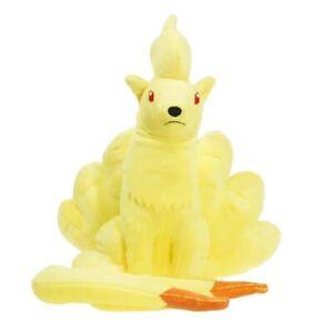 33cm-Pokemon-Go-plush-stuffed-toy-doll-Ninetails-birthday-Christmas-gift