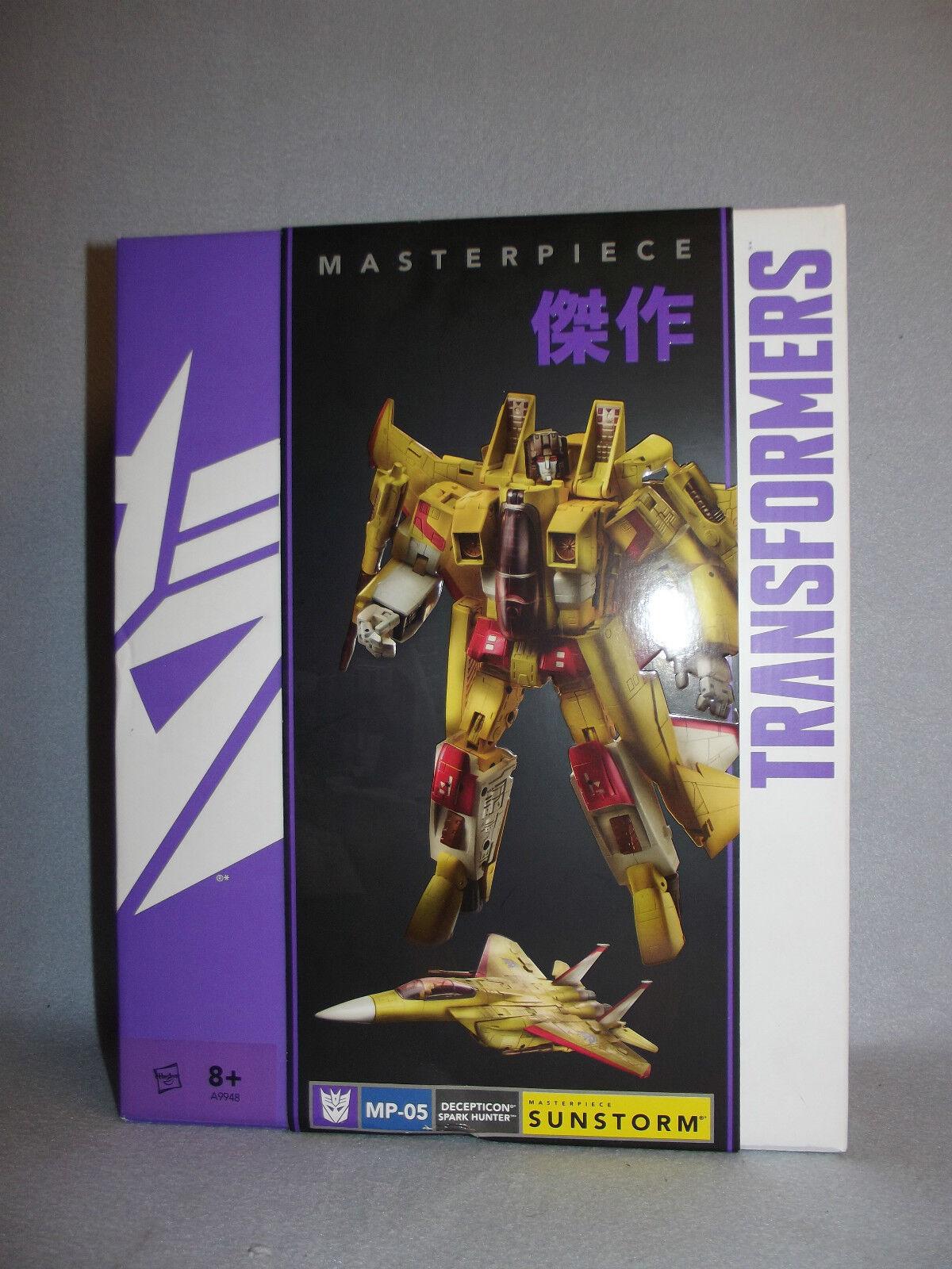 Transformers Masterpiece Sunstorm MP-05 Seeker Brand New FREE POSTAGE