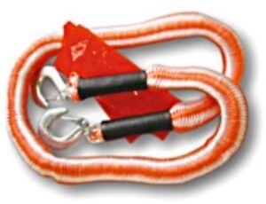 ABSCHLEPPSEIL Stretch bis 2.800 kg, 4 m - NEU & SOFORT