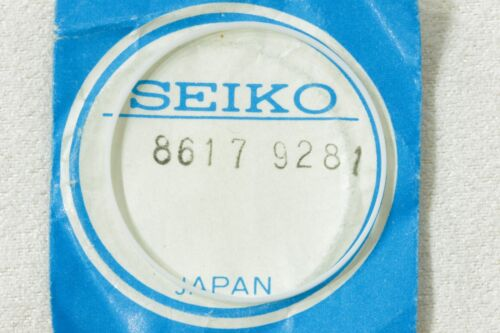 GASKET FOR GLASSGLASS PLASTIC GASKET SEIKO 8617 9281