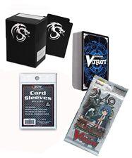 Cardfight! Vanguard *Genesis* 50 Cards Player Kit Deck Box & Sleeves, Pack