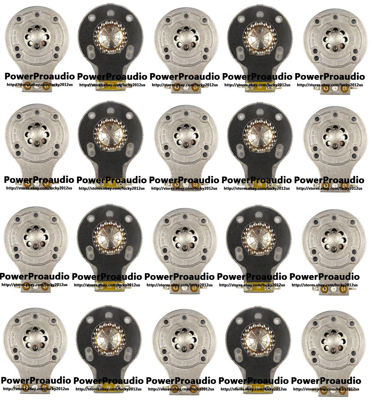 20PCS METAL Replace Diaphragm for JBL JRX100 JRX112 JRX115 JRX125 2412  0
