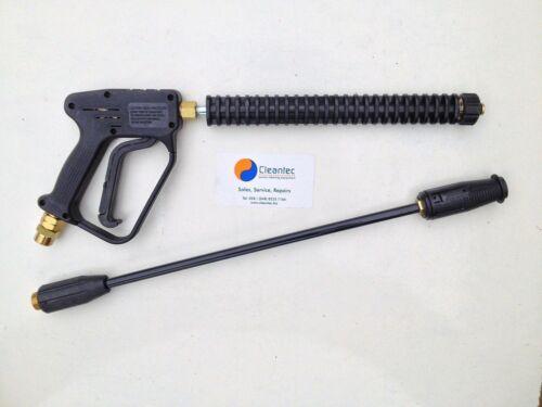 Argos//homebase Qualcast Tipo presión Power Washer Gatillo Pistola variable Lance