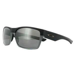 b8f3c1175d1 Oakley Sunglasses TwoFace OO9189-38 Matt Black Prizm Daily Polarized ...