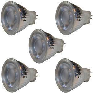 5x-10x-20x-Spot-Leuchte-MR11-GU4-LED-SMD-COB-3W-Spot-mini-Strahler-12V-Licht