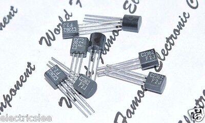 2SC2362//C2362 100V 50mA 400mW NPN Transistor Genuine NOS 4pcs