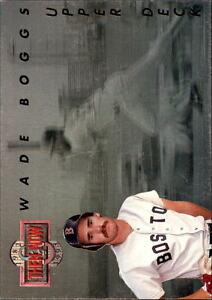 1993-Upper-Deck-ahora-beisbol-tarjeta-Pick-Then-And