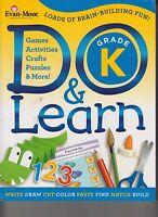 Evan-moor Do & Learn Grade K Emc 9798 Upc 023472097989 (e1-62)