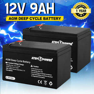 MOBI VABY002A AGM Deep Cycle Battery