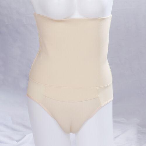 De hombre de la alta cintura ocultar Gaff Panty Tummy Control Modelador Faja transexuales breve