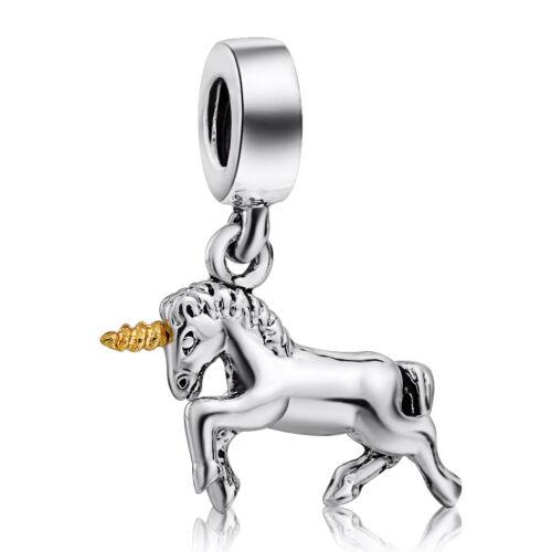 Charms Beads Women Jewelry fit 2018 European 925 Silver Sterling Bracelet Bangle