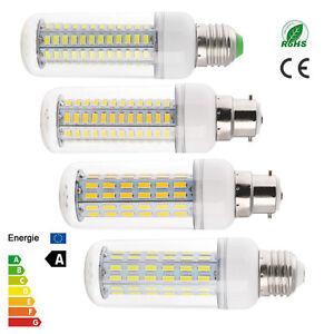 Dimmable-E27-B22-9W-15W-25W-30W-LED-Lights-Energy-Saving-Corn-Bulb-5730-7030-SMD