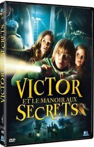 Victor-et-Le-manoir-aux-Secrets-Kristo-Ferkic-DVD-Neuf-sous-blister