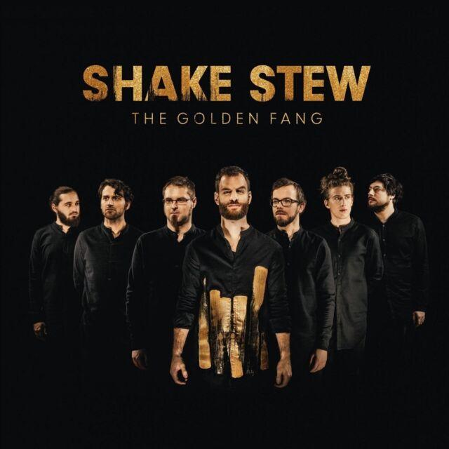 Shake Stew-the Golden Fang CD NEUF