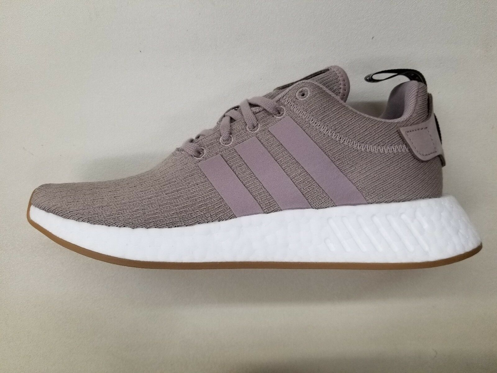 747c05113e54 ADIDAS ORIGINALS NMD_R2 NMD_R2 NMD_R2 SESAME WHITE GUM SOLE MENS SIZE BOOST  SNEAKERS CQ2399 8ffc09